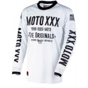 Oneal O´Neal Moto XXX Vented Jersey Blanco 2XL