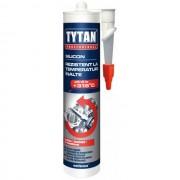 Tytan Silicon Rezistent la Temperaturi Inalte pentru Instalatii Incalzire, Pompe de Apa, Motoare, Conducte si Tevi, Cauciuc, Cabluri, Furtune - Tub 280 ml (Culoare: NEGRU)