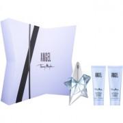 Mugler Angel lote de regalo XXXI. eau de parfum 25 ml + leche corporal 50 ml + gel de ducha 50 ml