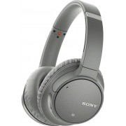 Casti Stereo Sony WH-CH700NH, Noise Canceling, Google Assistant, Wireless, Bluetooth, NFC (Gri)