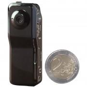Somikon Mini-Überwachungs-Cam Raptor-641.pro mit Sprach-Aktivierung