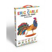 The Eric Carle Ready-To-Read Collection: Have You Seen My Cat'/The Greedy Python/Pancakes, Pancakes!/Rooster Is Off to See the World/A House for Hermi, Paperback
