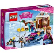 Lego Disney Princess Ana and Queen of the Snow 41066 Anna and Christophe's Sley Adventure [Parallel import goods]