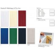 Dunicel Table-Skirtings (5 Abschnitte ŕ 4 m x 72 cm)