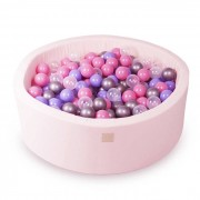 Meow Baby Light Pink Ball Pit 30 cm