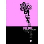 Judge Dredd Comp Case File 7 by John Wagner