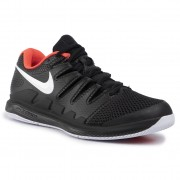 Pantofi NIKE - Air Zoom Vapor X Hc AA8030 016 Black/White/Bright Crimson