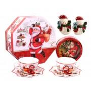Christmas Coffee Cookies for Santa Decoratiuni de Craciun din Ceramica