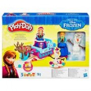 Hasbro Play - Doh Frozen Set sa Sankama B1860