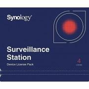 Synology Device License / 4x IP Kameralizenz oder 4x I/O-Mod 4 Stück