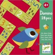 Domino - 1,2,3 Djeco