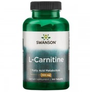 Swanson L-Carnitin 500 mg 100 tablet - 100 tablet