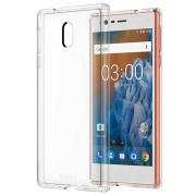 Nokia 3 Hybrid Crystal Case CC-705 - Doorzichtig