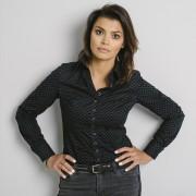 Női fekete grafit antracit ing Willsoor pöttyös 9258