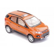 Centy Sports Echo (Eco Sport) Suv Miniature Pull Back Action Toy (Orange)