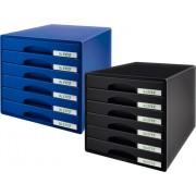Cabinet cu 6 sertare Leitz Plus
