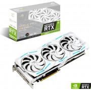 Asus ROG-STRIX-RTX2080TI-O11G-WHITE-GAMING - Grafische kaart - White Edition - GF RTX 2080 Ti - 11 GB GDDR6 - PCIe 3.0 x16 - 2 x HDMI, 2 x DisplayPort, USB-C