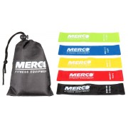Set benzi elastice Merco Mini Band