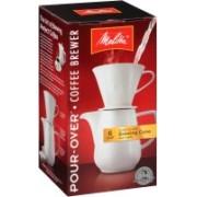 Melitta 0ZJ1R1IAGGDT Personal Coffee Maker(White)
