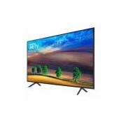 Smart TV LED 75 UHD 4K Samsung 2018 com Visual Livre de Cabos, HDR