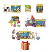 Pachet WOW 5 surprize DP Collection seturi creativ educative!