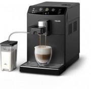 Espressor cafea super automat Philips 850W Boiler incalzire rapida 15 bar 1.8 l Negru