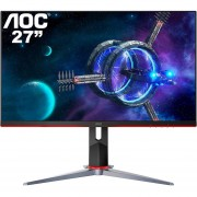 Monitor Gamer 27 Pulgadas AOC Full HD LED HDMI 1MS 144Hz FreeSync 27G2