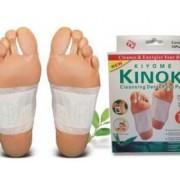 Super Oferta! Set 50 plasturi detoxifiere Kinoki !