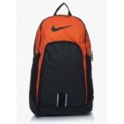 Nike Alpha Adpt Graphic 28 L Backpack(Orange, Black)
