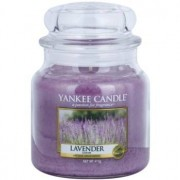 Yankee Candle Lavender scented candle Classic Medium 411 g