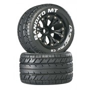 Duratrax Bandito MT 2 8 quot RC Monster Truck Tires with Foam Inserts