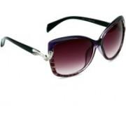 Eyeland Cat-eye Sunglasses(Red)