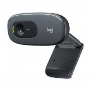 La cámara web Logitech C270 HD satisface todas las necesidades