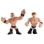 WWE Rumblers Sheamus And Randy Orton Figure 2-Packs