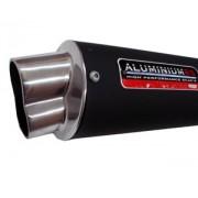 Escape Aluminium RS Pop-100 Com Ponteira 8 (Preto) Roncar