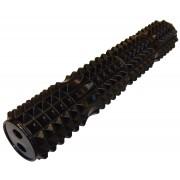 Capetan® Premium Lupar 66 cm SMR henger 2db 13x33cm masszázshenger összecsatolóelemmel, kemény felül
