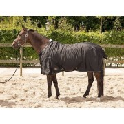 Harrys Horse Harry's Horse Staldeken Highliner 0 gr fleece voering - black - Size: 165