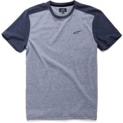 Alpinestars Truth SS Knit T-shirt Gris Claro L