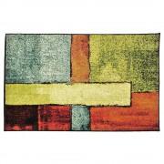 Covor Decorino, Modern & Geometric, polipropilena, C-030303, 67x120 cm, Multicolor