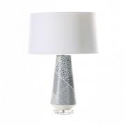 Dekoria Lampa stołowa Blue Sapporo wys. 63cm, 45 × 45 × 63 cm
