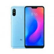 "Xiaomi Telefono movil smartphone xiaomi redmi note 6 pro / blue/ 6.22"" / 32gb rom/ 3gb ram/ 12+5mpx / 20+2 mpx selphie/ 4000 mah/ dual"