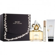 Marc Jacobs Daisy coffret XII. Eau de Toilette 100 ml + leite corporal 75 ml + eau de toilette roll-on 10 ml