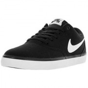 Nike Sb Check Solar Cnvs Black Men'S Running Shoes