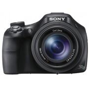 Sony Máquina Fotográfica Bridge Cyber-Shot DSCHX400V (Preto - 20.4 MP - ISO: 80 a 3200 -Zoom Ótico: 50x)