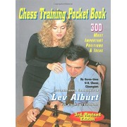 Chess Training Pocket Book I 3rd ed. 300 most important positions ideas Lev Alburt