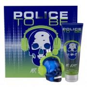 Police To Be Mr Beat подаръчен комплект EDT 75 ml + душ гел 100 ml за мъже