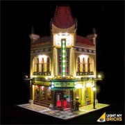 LIGHT MY BRICKS Kit for 10232 Palace Cinema
