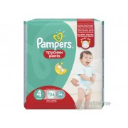 Pampers Premium Care Pants pelene-gaćice 4 Maxi 24 komad