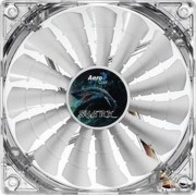 Aerocool Shark Fan White Edition 14cm Computer behuizing Ventilator