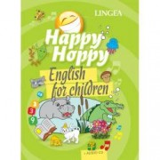 Happy Hoppy English for children +CD